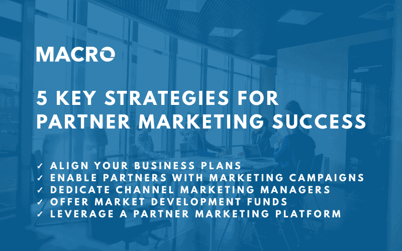Partner Marketing – Key Strategies