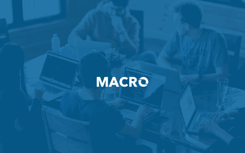 Macro Rebranding Blog Image