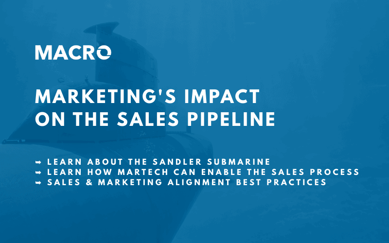 Marketing Impact On Sales Pipeline Blog Image