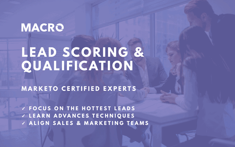 Marketo Lead Scoring Services