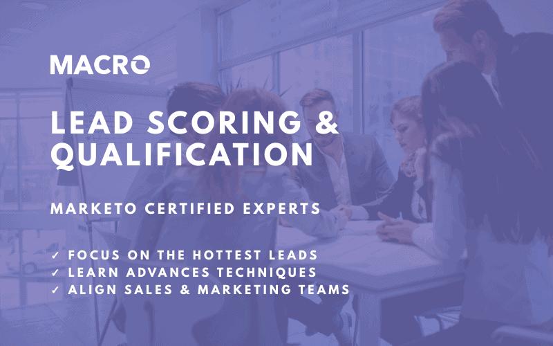Marketo Lead Scoring Services blog image