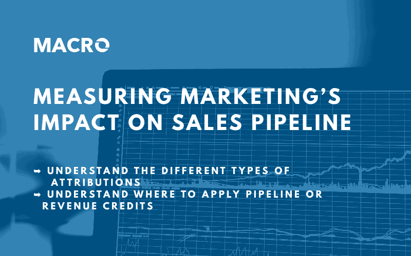 Measuring Marketing's Impact on Sales Pipeline