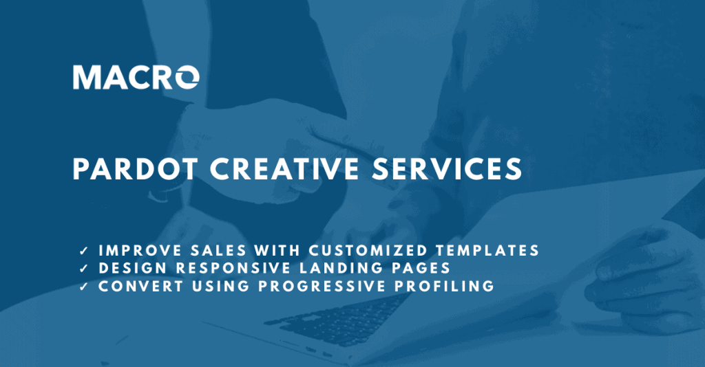 Pardot Creative Services