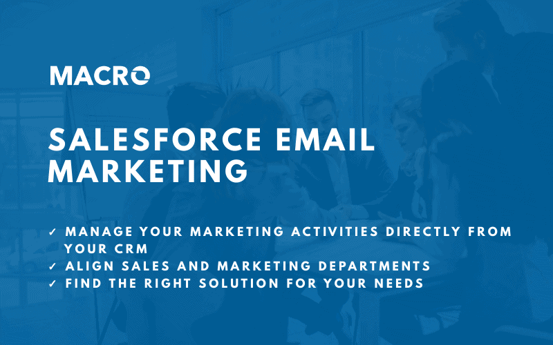 Salesforce Marketing Cloud Email Services