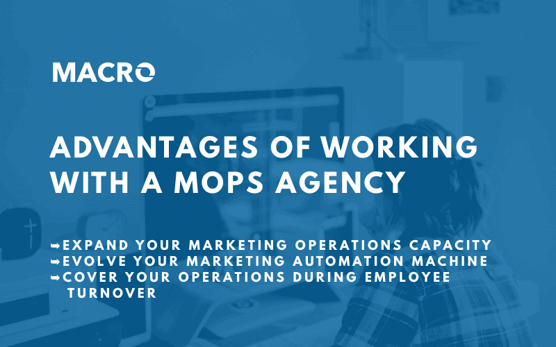 Advantages of Working with a Marketing Operations Agency