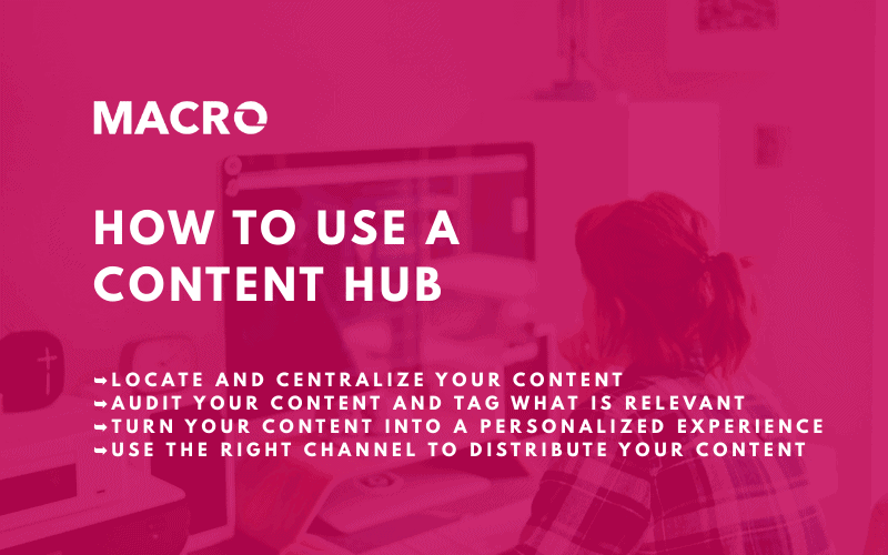 How To Use A Content Hub