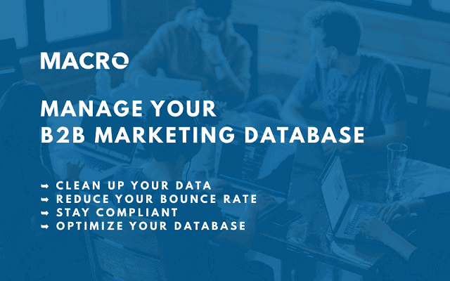 Tips to Manage Your B2B Marketing Automation Database