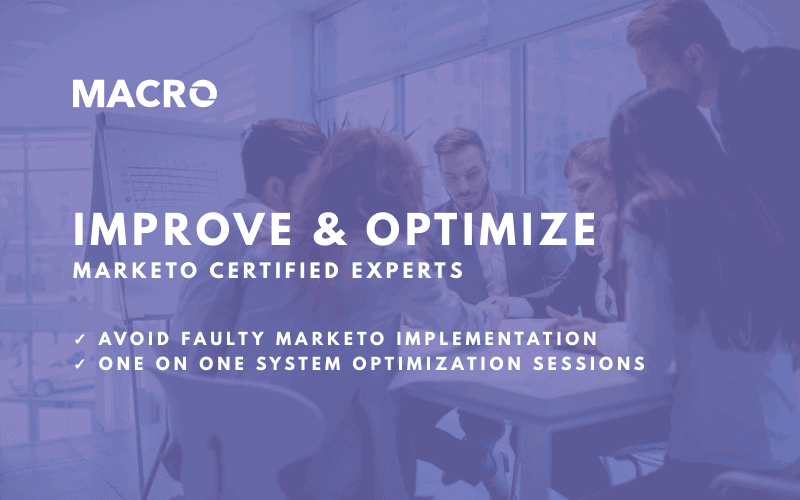 Marketo Optimization