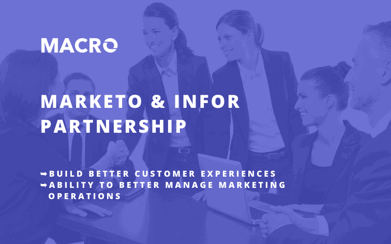 Marketo and Infor Partnership