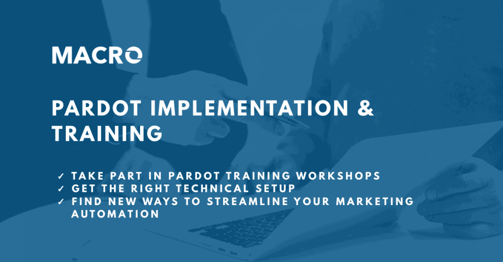 Pardot Implementation