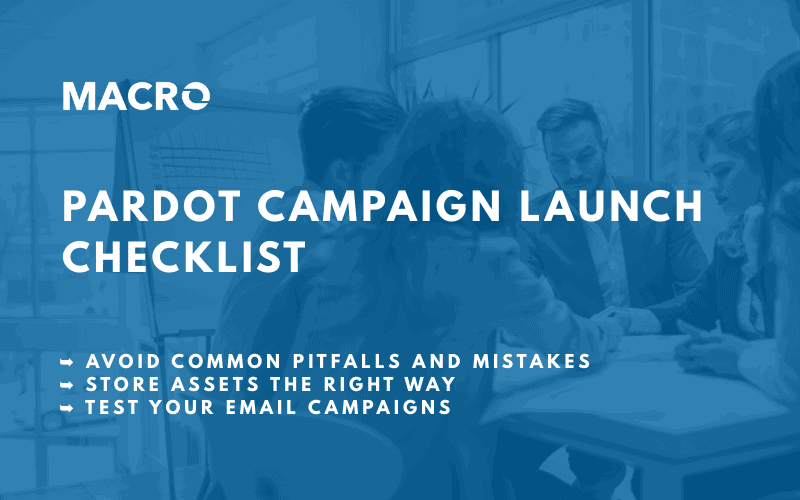 Pardot Checklist For Your Campaigns